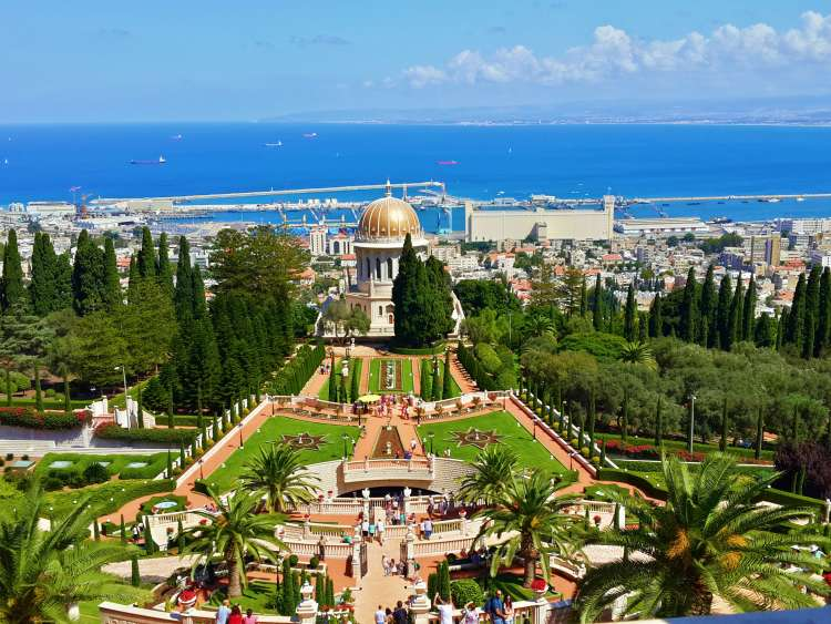 Haifa in crociera Costa
